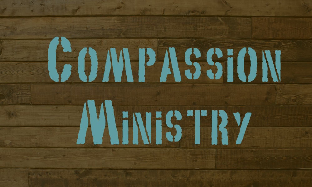 Compassion Ministry