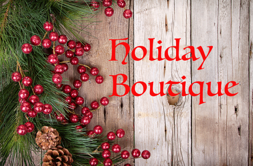 Holiday boutique lutheran church of the cross for Holiday boutique