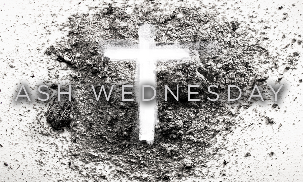 3.1.17 Ash Wednesday Service | Lutheran Church of the Cross